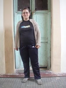 Carol Borja in Irapuato, Mexico